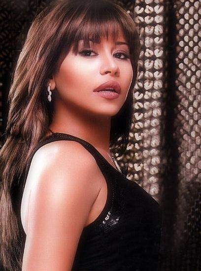 Egyptian Singer And Actress Sherine Sherine Abd El Wahab -3863