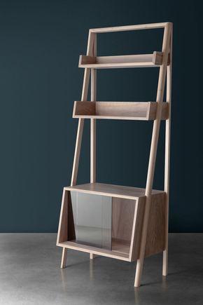 M s de 1000 ideas sobre muebles para libros en pinterest - Muebles para televisiones planas ...