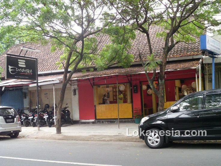 EDOGAWA Aishiteru Solo - House of Japanese Cuisine,  Jl. Ronggowarsito Solo http://solo.lokanesia.com/kuliner-solo/