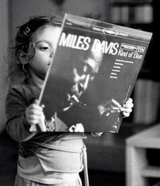 Learning to appreciate good music...