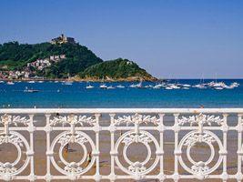 San Sebastián...uno de los lugares más románticos que he ido al que me encantaría volver