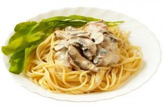 Spaghetti au dindon Tetrazzini #recettesduqc #souper