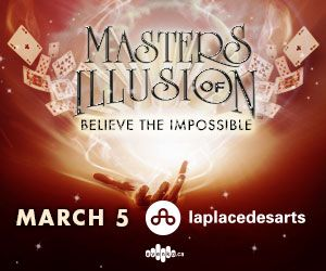 It's a magical March break giveaway! Magic In Montreal with Masters of Illusion