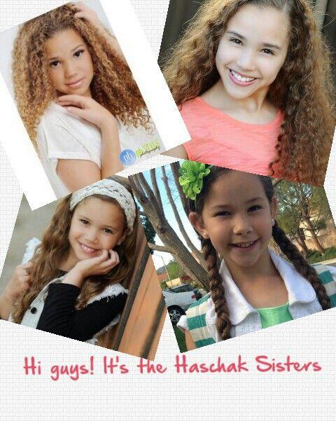 30 best haschak sisters images on pinterest