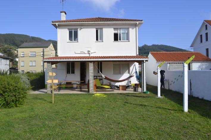 SurfHouse Cedeira - A Coruña - Galicia - Spain