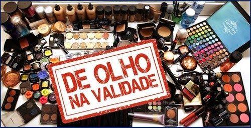 Gostei Indiquei: Falando de Maquiagem: A validade dos produtos