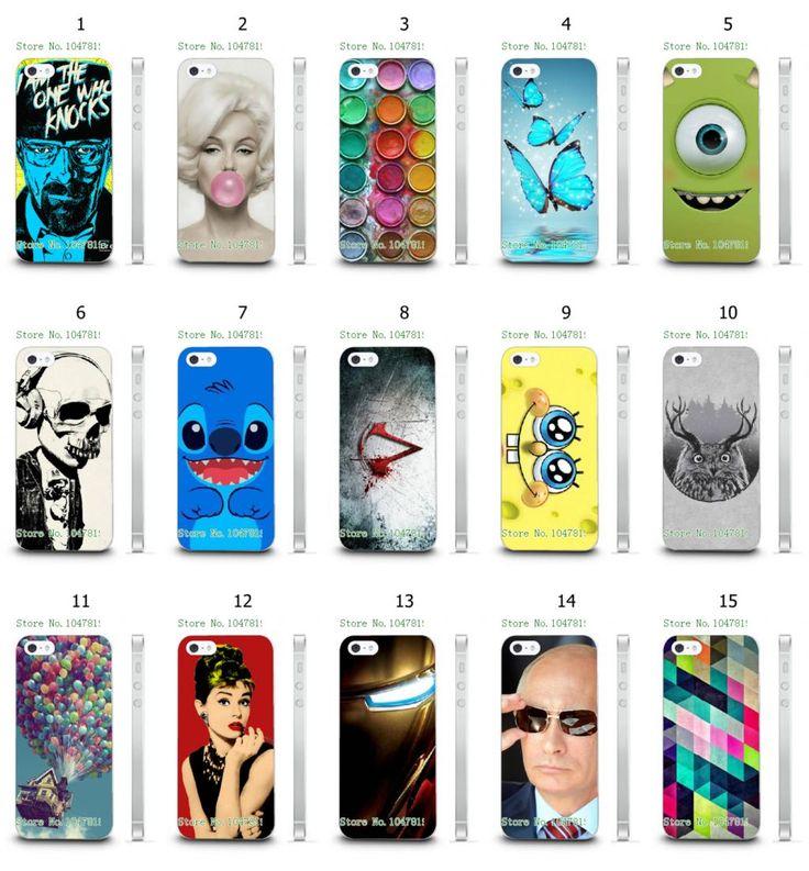 2015 monroe putin camo design white plastic case cover for iPhone 4 4s Free Shipping
