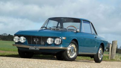 Lancia Coupé Fulvia 1965-1976 by drive.gr