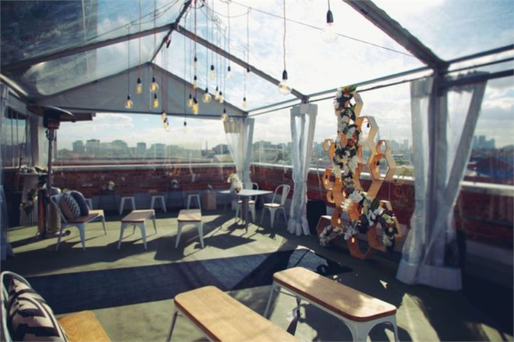 The Mission Rooftop Wedding Venue