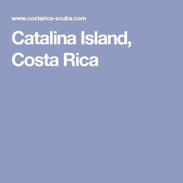 Catalina Island, Costa Rica
