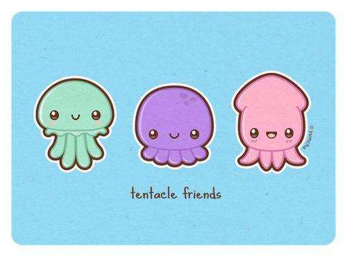 Top 25 best Cute octopus tattoo ideas on Pinterest Simple