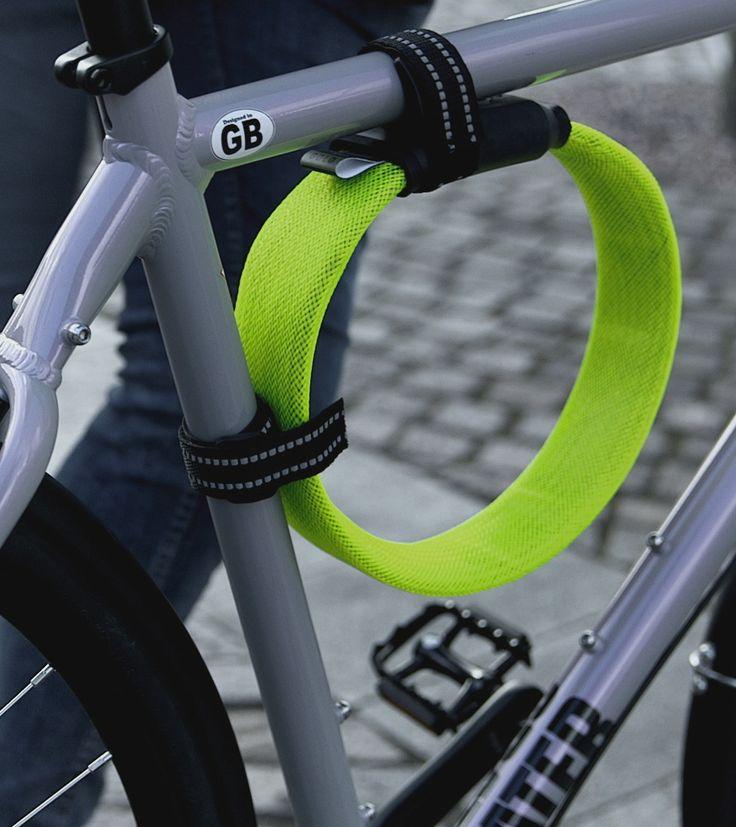 Win a Litelok® Gold Bike Lock!