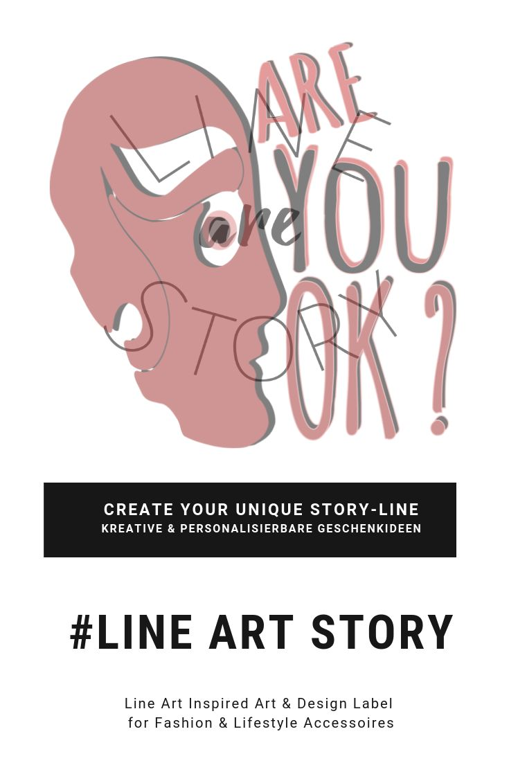 Line Art Story | Are you ok?
