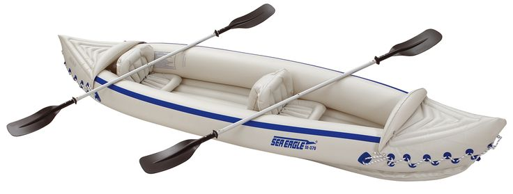 Sea Eagle 370 New Deluxe Package   SEA-EAGLE   BOOTE   Kajak Kanu Elektromotor bei BeachandPool.de online kaufen