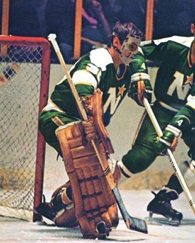 Gilles Gilbert / Minnesota North Stars