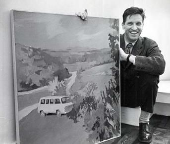Fairfield Porter artist | Fairfield Porter Biography, Art, and Analysis of Paintings by ...