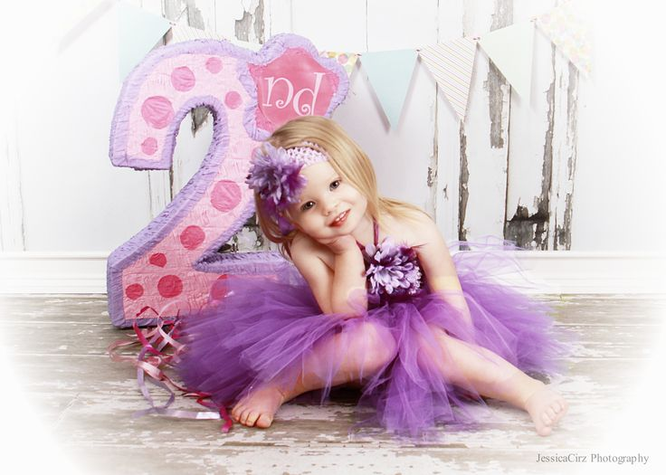 Second 2nd Birthday Photo party pictures