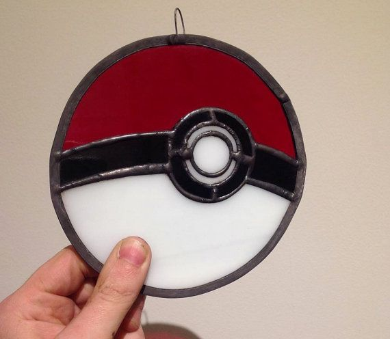 Being a huge Pokemon fan The Stained Glass Geek just had to create this Pokeball. He is on a quest to create all Pokemon in Stained glass. You can help him by donating small amounts of money for each project on his Patreon account! Let this be the start of a whole series of Pokemon inspired Stained Glass. Gotta Catch Em All!
