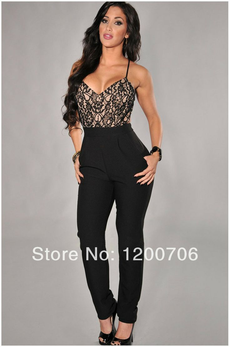Womens Going Out Jumpsuits - Breeze Clothing