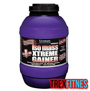 http://trexfitnes.com/ultimate-nutrition-iso-mass-xtreme-gainer.html ....IsoMass Xtreme Gainer diclaim sebagai suplemen meningkatkan massa otot terbaik pada Ultimate Nutrition. Anda tidak perlu meragukan produk suplemen yang mana Anda membutuhkan untuk menjadikan massa otot serta berat yang maksimal...