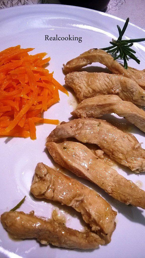 Petti di Pollo all'Aceto Balsamico