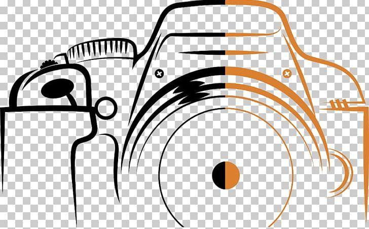 Photography Logo Camera Png Angle Area Black And White Brand Brush Stroke Camera Logos Design Photo Logo Design Photography Name Logo
