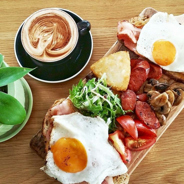 They say the most important meal of the day is breakfast so get this into you in the morning :)
