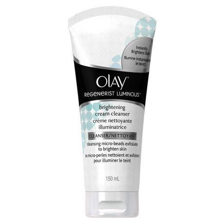 Olay Regenerist Luminous Brightening Cream Cleanser | Walmart Canada