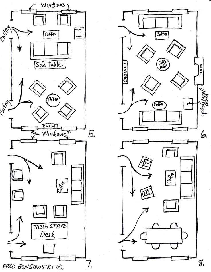 1000 ideas about narrow living room on pinterest - How to arrange two sofas in living room ...