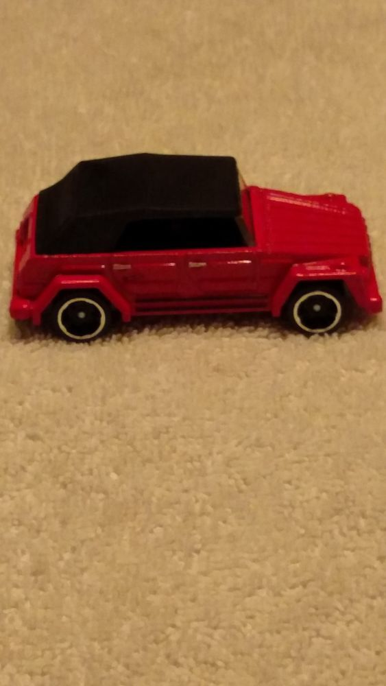 2016 hot wheels volkswagen type 181 out of volkswagen 5 pack