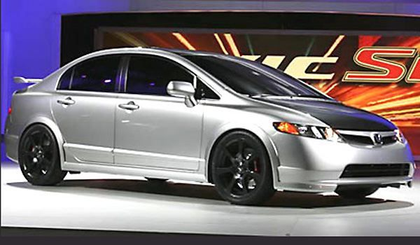2008 honda civic si sedan - Google Search