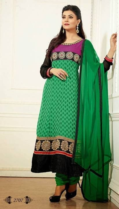 This is the image gallery of Sushmita Sen Anarkali Frocks Dresses 2014 for Girls. You are currently viewing Sushmita Sen Anarkali Frocks 2014 for Girls (4). All other images from this gallery are given below. Give your comments in comments section about this. Also share stylespoint.com with your friends.  #anarkalifrocks, #indiandresses, #anarkalisuits, #sushmitasen