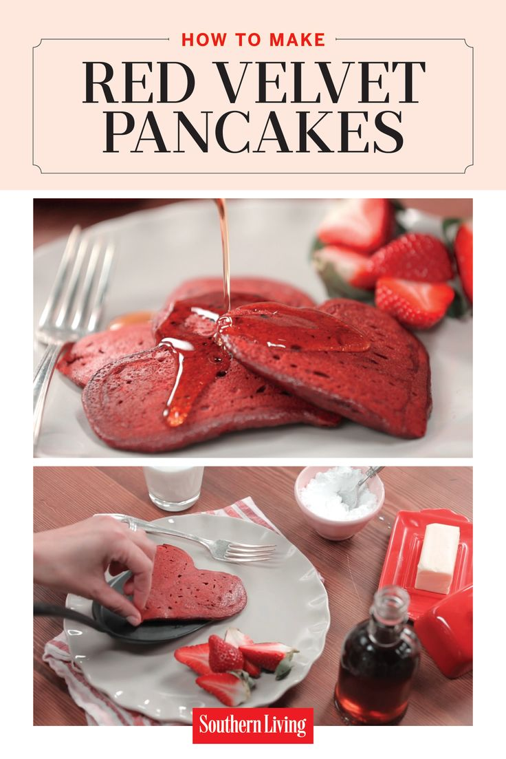 Treat your sweetheart to an extra-special Valentine's Day breakfast.
