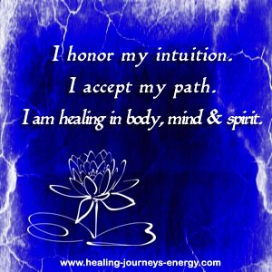 Third Eye Chakra Affirmation... your thoughts create your reality and by practicing your chakra balancing affirmations on a regular basis you will start seeing amazing results in your life.