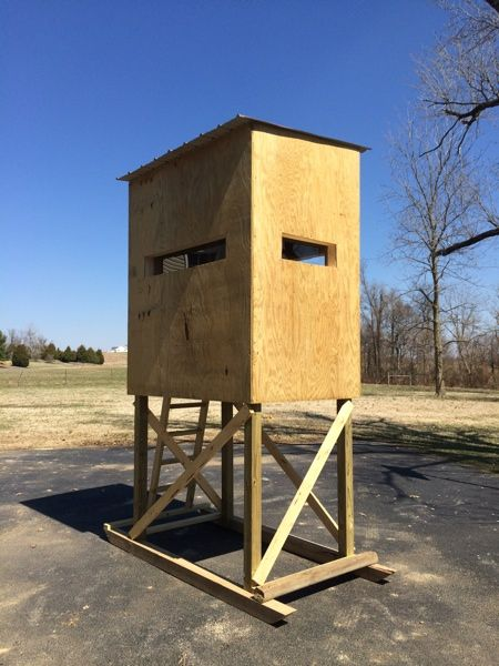 Vci Classifieds Portable Shooting House Deer Turkey