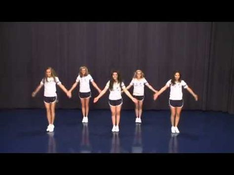 Swagger Jagger - UCA Cheer Mix - YouTube