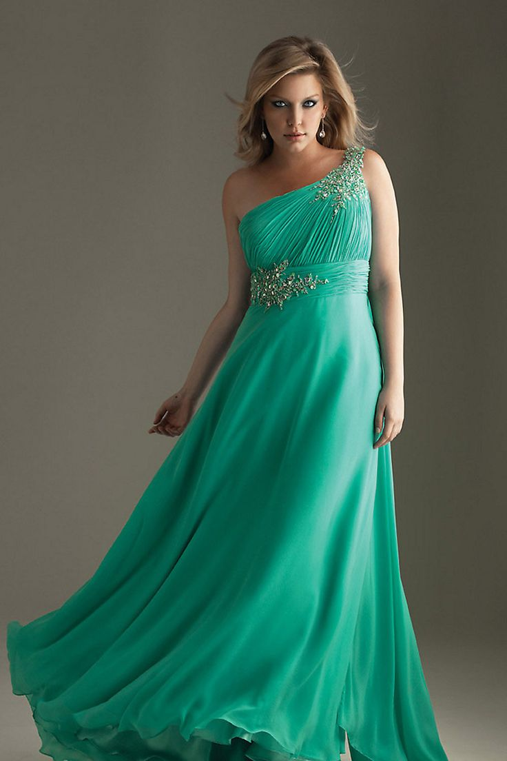 1000  images about Plus Size Prom Dresses on Pinterest  Prom ...