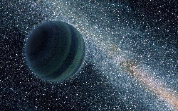 ¿Se unirá otro planeta a la lista de Mercurio, Venus, Tierra, Marte, Júpiter, Saturno, Urano y Neptuno en nuestro sistema solar? Crédito: NASA. Ahora astrónomos españoles han utilizado una novedosa técnica para analizar las órbitas de los llamados objetos transneptunianos extremos, y vuelven a insistir en que algo los perturba: un planeta situado a entre 300 y 400 veces nuestra distancia al Sol.