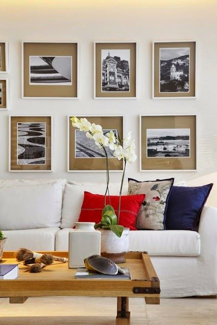 Apartamento com cara de casa de praia