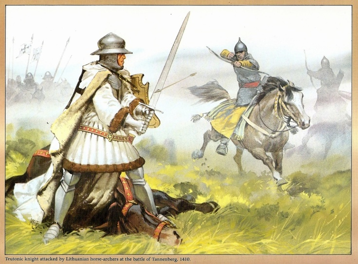 Teutonic Knight: Battle of Tannenberg 1410