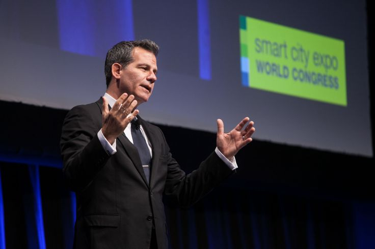 Smart City Expo World Congress 2013 - Richard Florida