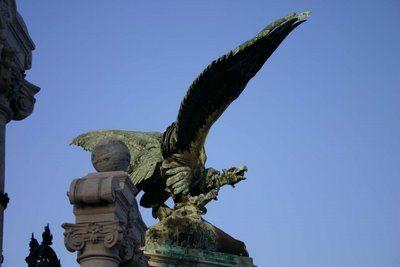 Turul, Budapest