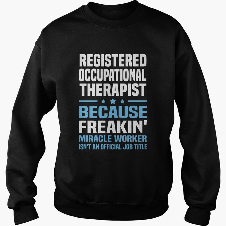 Registered #Occupational Therapist, Order HERE ==> https://www.sunfrog.com/Jobs/122516171-653047564.html?6432, Please tag & share with your friends who would love it , #jeepsafari #xmasgifts #christmasgifts  #occupational therapist quotes, occupational therapist assistant, occupational therapist gifts #chemistry #rottweiler #family #weddings #women #running #swimming #workouts #cooking #recipe