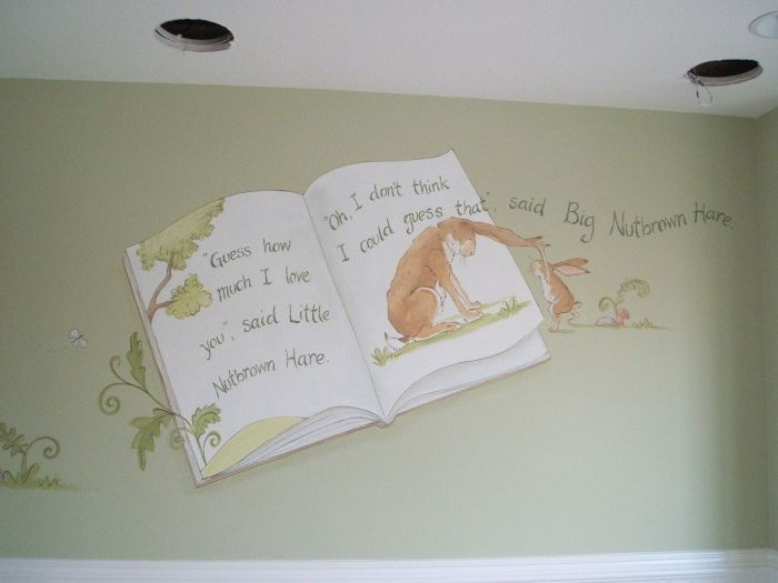 42 Best Nursery Ideas Guess How Much I Love You Images On