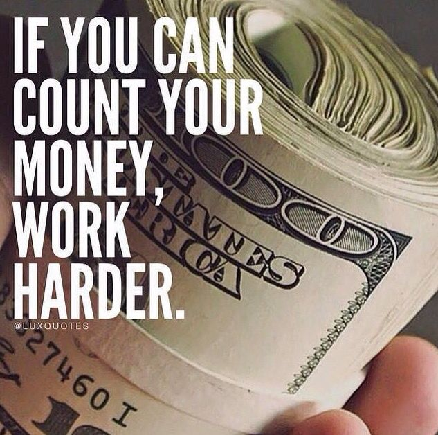 Harder To Become Uncountable Money Money Quotes Life Quotes