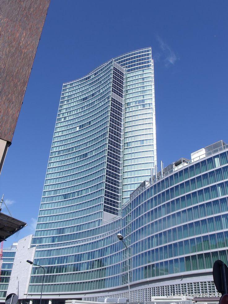 Skyscraper Milan 2011