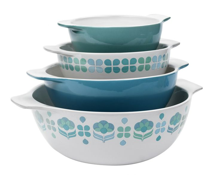 Anna Gare Mixing Bowls Set of 4 from Domayne
