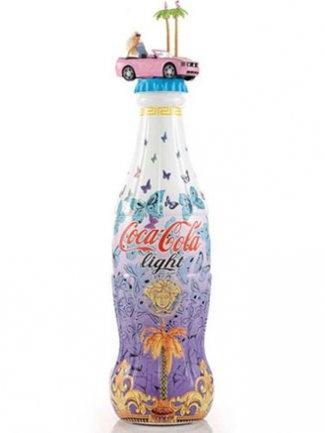 """Coca Cola Couture: """"Tribute to Fashion"""" - Versace"""