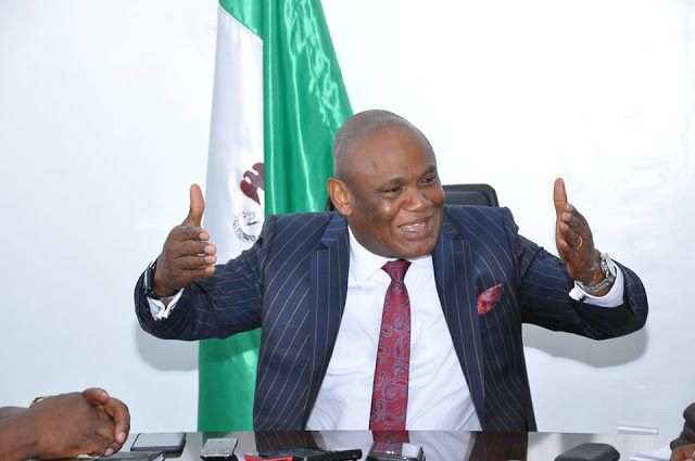 SUPREME COURT VERDICT: WORKS COMMISSIONER OPENS UP -SAYS (APC) OPOSITION WAS DESPERATE - By Emmanuel Ikpe   The Commissioner of Works Akwa Ibom State Akparawa Ephraim Inyang-Eyen has spoken his mind on the verdict of the Supreme Court in favour of Gov Udom Emmanuel stating that it was a case similar to that of Ambode vs Akpake in Lagos State etc wondering why that of A'Ibom was to be different  .  Speaking with Journalists at his office the Commissioner said the state govt was not affected by the tension generated before the verdict that the government was focus in delivering on his promises while adding that it is desperation of the opposition for not congratulating Udom on victory just like the Rivers State counterpart.  Like he said Udom govt is open to all with useful contribution and disclosed that compensation paid so far on road projects in the state was based on standardized negotiations and valuation.  According to him the secret of Gov Udom success in governance is depended on focus aimed at creating wealth while consolidating on the Uncommon Transformation of the immediate past administration.  He said the state government will complete ongoing projects in the state within the first four years and initiate new ones across the state like the Information Drive which he said will be commission in March this year-a project started December 2015 and guaranteed sustainable maintenance of it all.  The works commissioner rallied support of Ibesikpo Asutan L.G.A for Rt. Hon Elder Aniekan Uko to be return to the State House of Assembly in the rerun election on the platform of PDP and reassured the people of Akwa Ibom of the State governor justification of confidence in the party PDP.  As reliably contended in the policy thrust of the governor Mr Akparawa Ephraim Inyang-Eyen related that the government is using Indigenous Contractors in average of its road construction project as a PPP that is a Public Private Partnership PPP to boost corporate relation which might 
