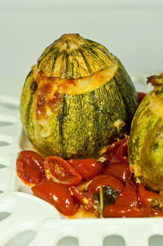 Appunti di cucina di Rimmel: Zucchine ripiene